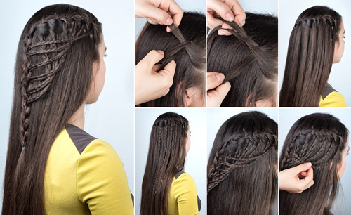 Hairstyle Ideas for Party